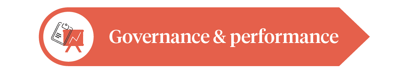 Governance and performance