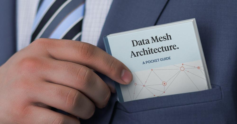 Data Mesh Pocket Guide banner