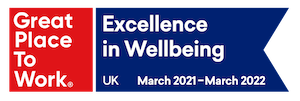 GPTW Excellence in Wellbeing March 2021